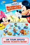 The Wonderful World of Disney on Ice - Glasgow