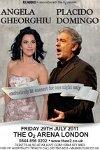 Placido Domingo and Angela Gheorghiu - O2