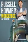 Russell Howard:Wonderbox - Nottingham